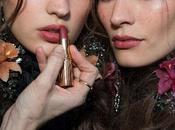 Milan Fashion Week Charlotte Tilbury Beauty with DSquared2