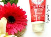 Review Pure Rose Face Pack Inatur Herbals