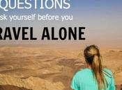 Destinations Recommended Those Want Travel Alone