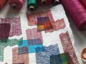 Modern Stitching Paper Karin Lundström