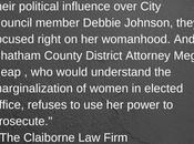 Justice Debbie Johnson City Council Woman Upskirt Photo Victim