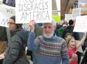 Protesting Trump's Assault American Values