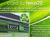 #GIVEAWAY Make Small Donation #WIN #terra20 Gift Card