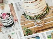 Foodie Friday: Naked Wedding Cakes