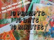Prompts, Days, Minutes Inspiration Around