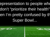 Super Bowl People, Hypocrisy