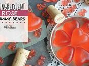 Ingredient Rosé Gummy Bears (gluten Free)
