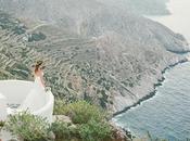 Rustic Chic Wedding Folegandros Ivana Cale