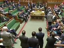British Parliament Will Trump Speak
