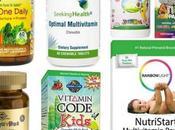 Healthiest Children's Vitamins: 2017