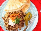 Mujadarra (Lentils Rice)