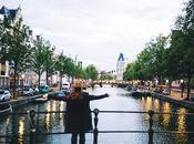 Traveling Europe Exploring Amsterdam