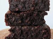 Chocolate Peanut Butter Caramel Brownies (Vegan)