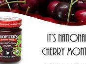 #February #NationalCherryMonth #CroftersOrganic #Cherry #FruitSpread