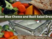 Slender Blue Cheese Basil Salad Dressing