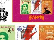 Jonathan Barnbrook Designed David Bowie Stamps Marino