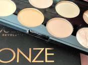 Makeup Revolution Ultra Bronze Palette Review, Swatches Application