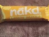 Nak'd Lemon Drizzle