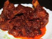Mangalorian Style Mutton Ghee Roast {Recipe}
