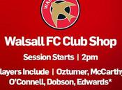 Saddlers Announce Half-Term Signing Session