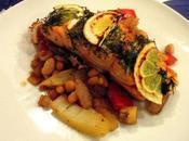 Healthy Fish Dinner!
