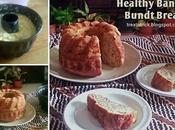 Healthy Banana Bundt Bread Recipe