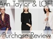 Recent Fashion Hits Misses: LOFT Taylor Edition