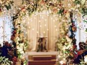 Stylish Indoor Wedding Decoration Ideas