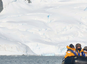 Antarctica: Vacationing White Desert Snow