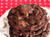 Vegan Rocky Road Cookies