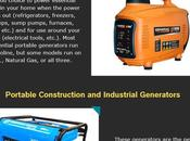 Choose Right Generator Purpose [Infographic]