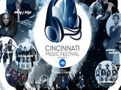 Musician's Join Cincinnati Music Festival