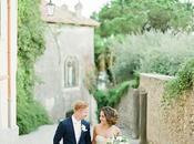 Incredibly Beautiful Wedding Amalfi Coast Heather Sean