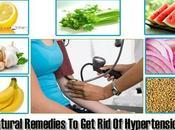 Natural Home Treatments High Blood Pressure
