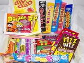 Reminder Childhood with Unicorn Sweets