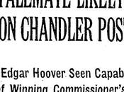 This Baseball: Commissioner Hoover?