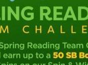 Spring Reading Team Challenge Canada)
