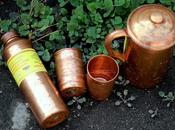 #ConfessionsofShoppingaholic Still Alive Drinking This Copper Glass Set!