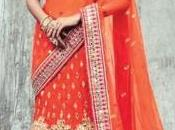 Lehenga Sarees Take Your Style Mantra Notch Higher