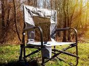 Review: GCI's FirePit Rocker Camp Chair