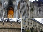 Abbey, Fountain, Wall Statues: Sights Sainte-Croix