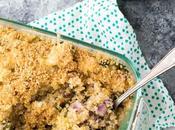 Mediterranean Chicken Quinoa Casserole