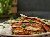 Spicy Chicken Quesadillas