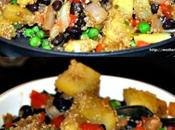Mexican Sweet Potatoes Chicken with Quinoa Black Beans