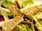 Simple Haloumi Salad!