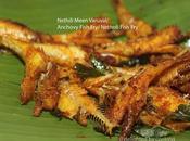 Nethili Meen Varuval/ Netholi Fish Fry/ Spicy Anchovies
