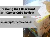 We're Going Bear Hunt 4-in-1 Games Cube Review