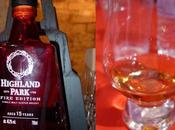 Tasting Notes: Highland Park: Fire Edition