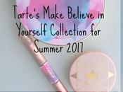 Overview Tarte's Make Believe Yourself Collection Summer 2017