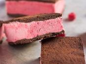 Make Raspberry Chocolate Cream Sandwiches